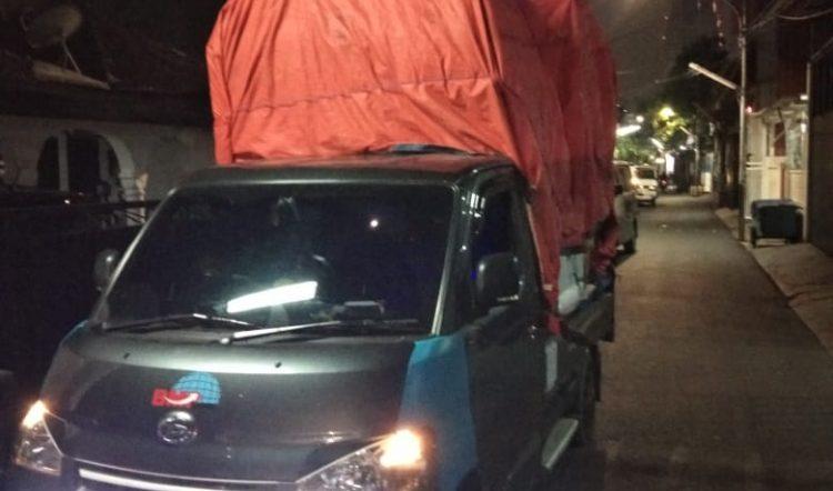 Armada Pickup Kiriman Makassar