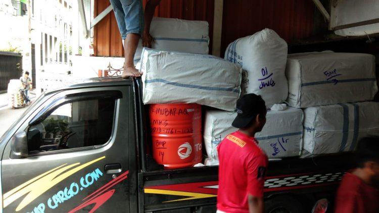 Pengiriman Mobil Makassar